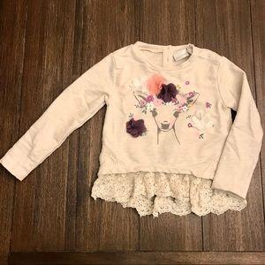 2T blouse